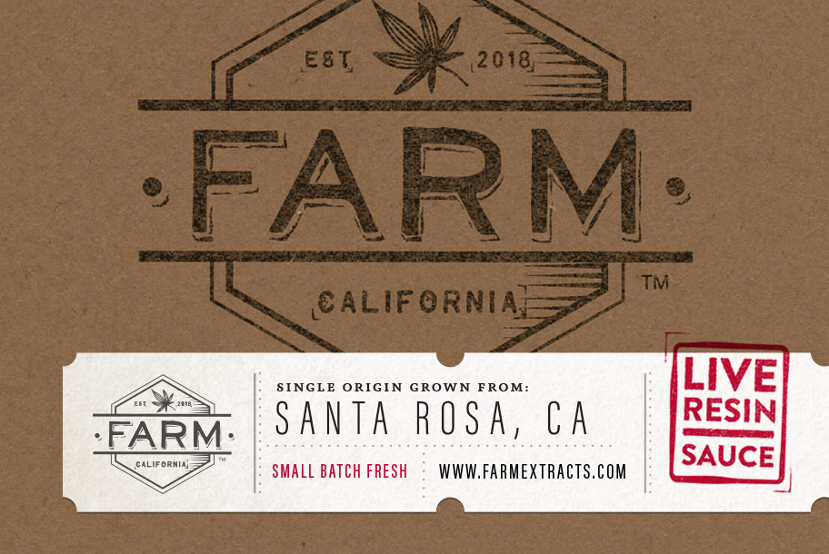 Farm Extracts Packaging